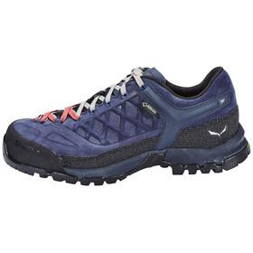 Salewa Trektail Schoenen blauw/zwart